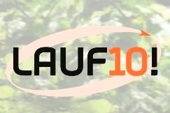 Logo LAUF10!-2015