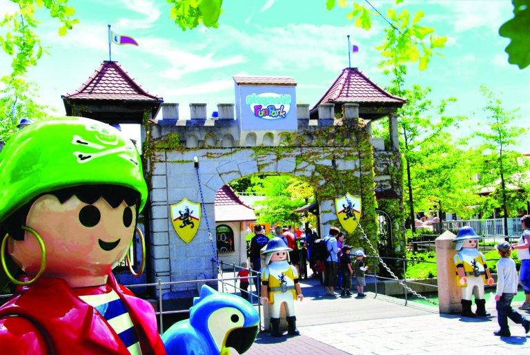 Grossansicht in neuem Fenster: Playmobil-Funpark