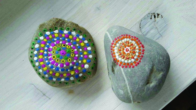 Grossansicht in neuem Fenster: Zaubersteine für Mutter und Kind