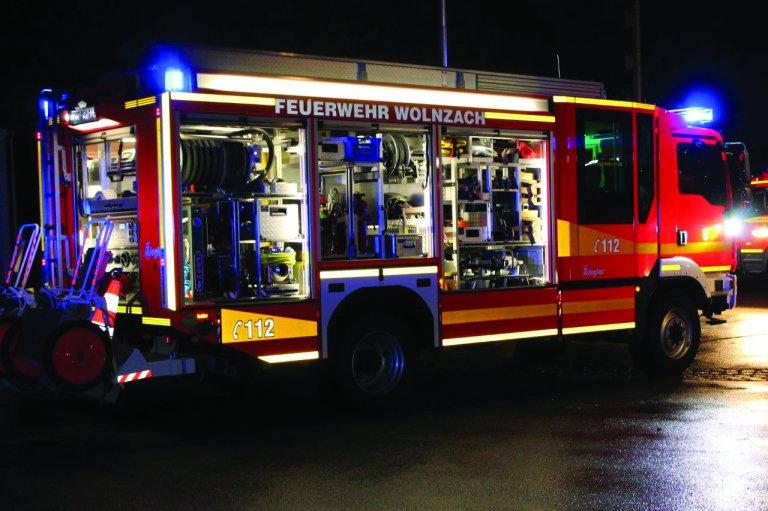 Grossansicht in neuem Fenster: Ein Tag bei der Feuerwehr
