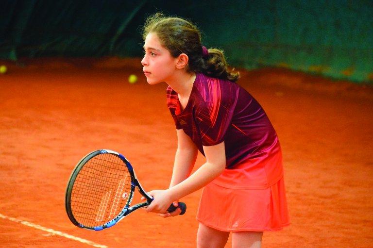 Grossansicht in neuem Fenster: Tennis - Schnuppertraining