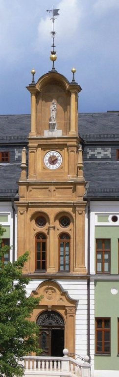 Rathaus Wolnzach (TOWER-Format)