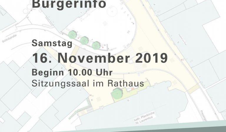 BA II - Rathausvorplatz / Kirche / Preysingstraße