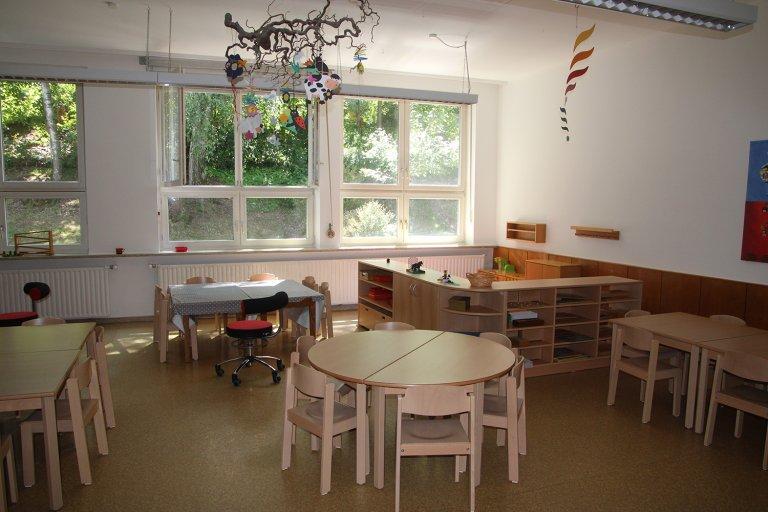 Grossansicht in neuem Fenster: Bild Marienkäfergruppe 2
