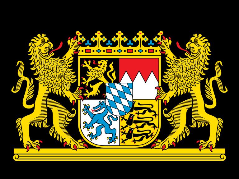 Bayerisches Staatswappen