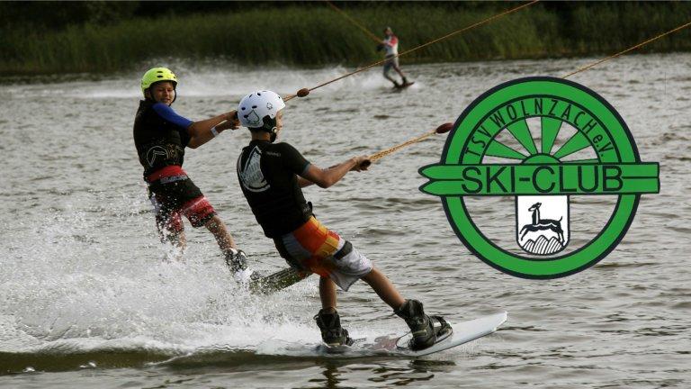 Grossansicht in neuem Fenster: Ferienprogramm Ski- und Wassersportclub Wasserskifahren