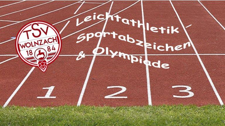 Grossansicht in neuem Fenster: Ferienprogramm Sportabzeichen Olympiade