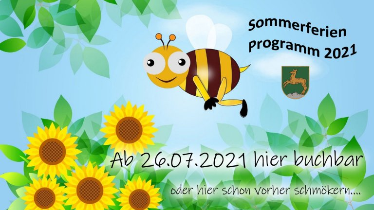 Zum Ferienprogramm 2021